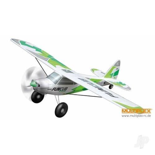 Multiplex RR FunCub NG, Green MPX1-01333
